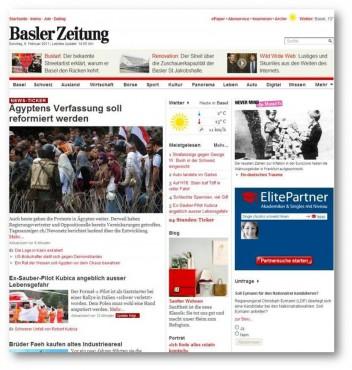 Basler Zeitung kippt Suter-Artikel aus dem Netz