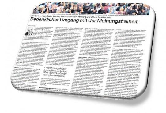 Moritz Suters Ode an die Freiheit