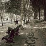 Siesta in Lissabon