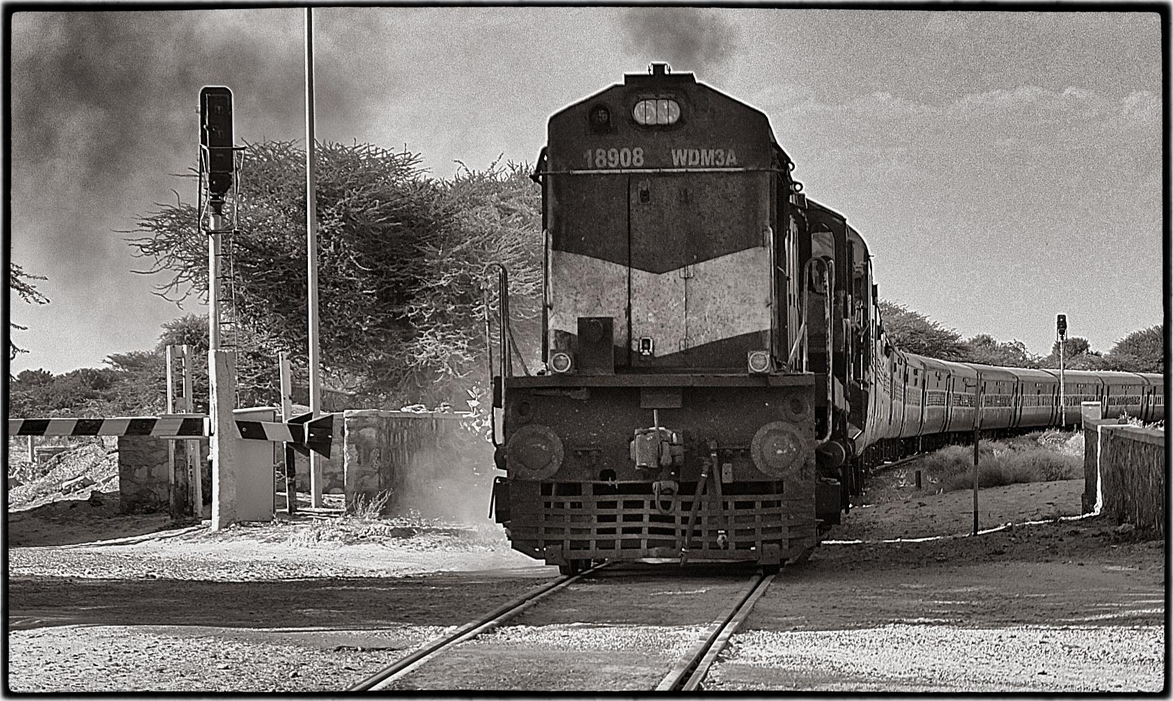 Indien Zug2