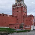 Schweizer armee am Kreml