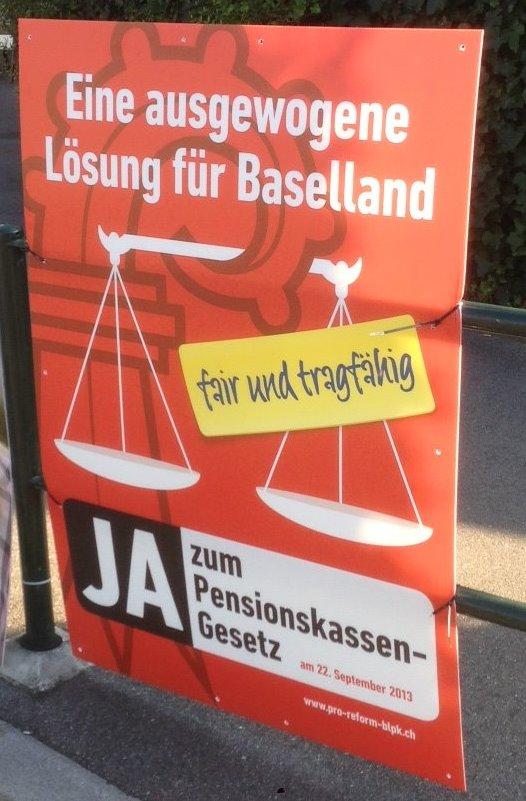 Ja- Plakate