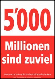 Plakat 5000