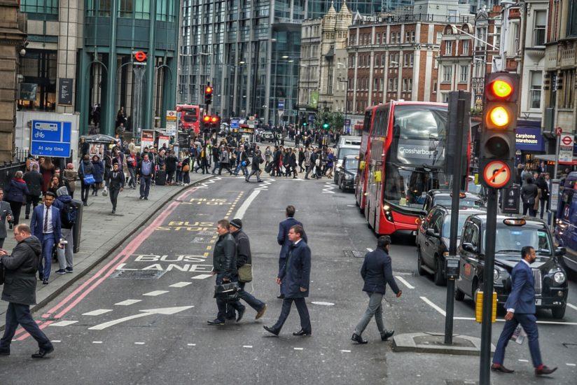 Kleinkram in London
