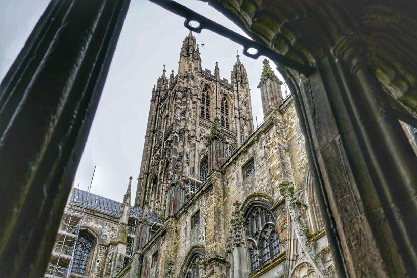 Canterbury – denen ihr Rom