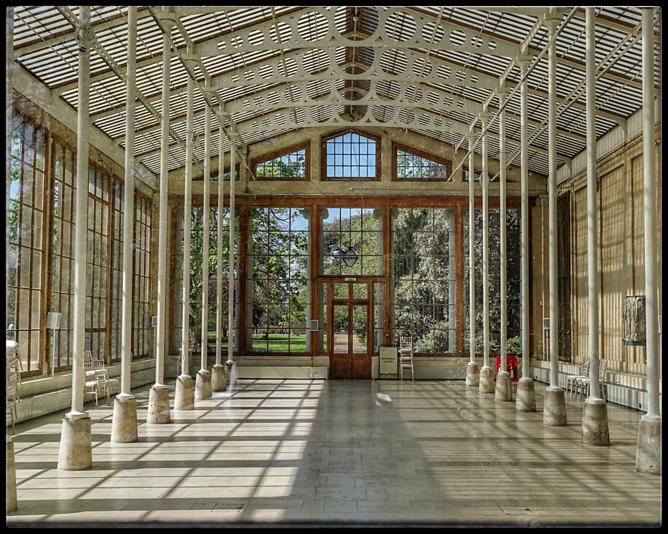 Sonntag, Kew Gardens