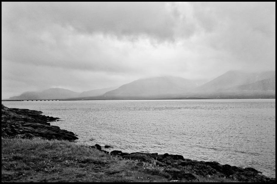 Island, 11 Grad, Regen