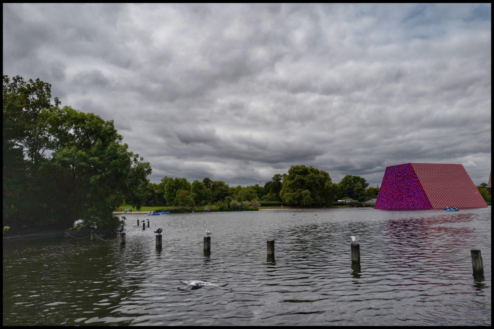 Christo in London – ein Rundgang