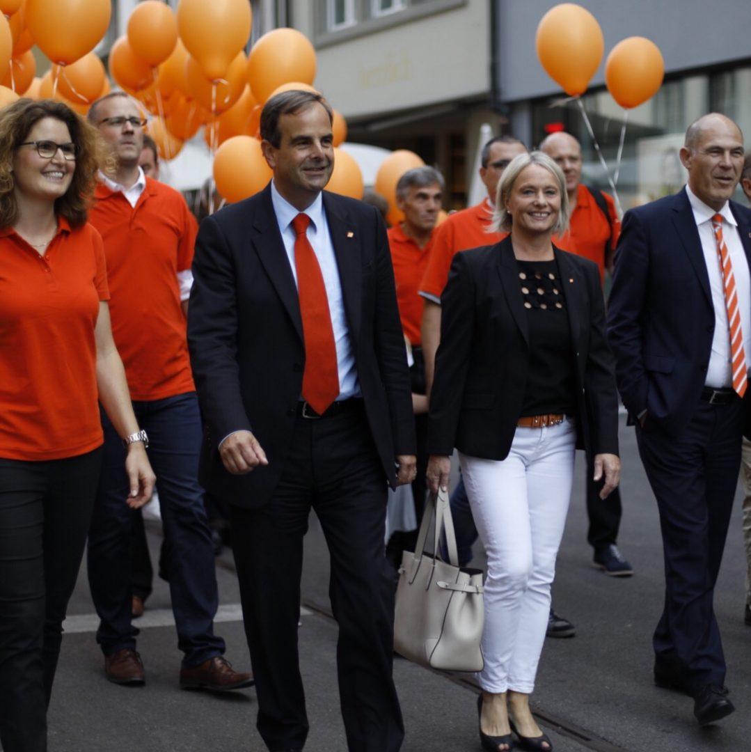 Braucht die CVP eine neue Präsidentin?