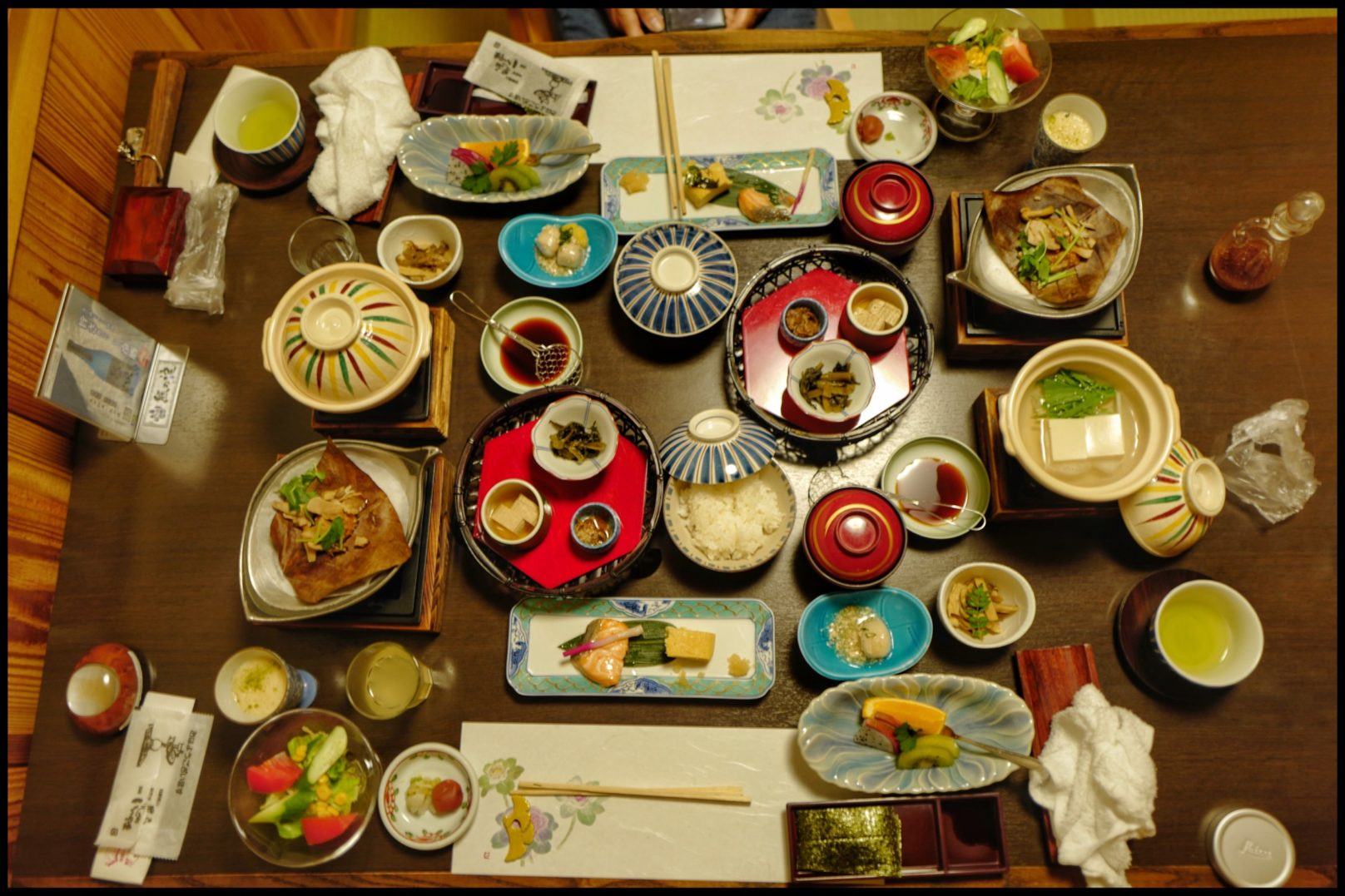 Breakfast & Dinner